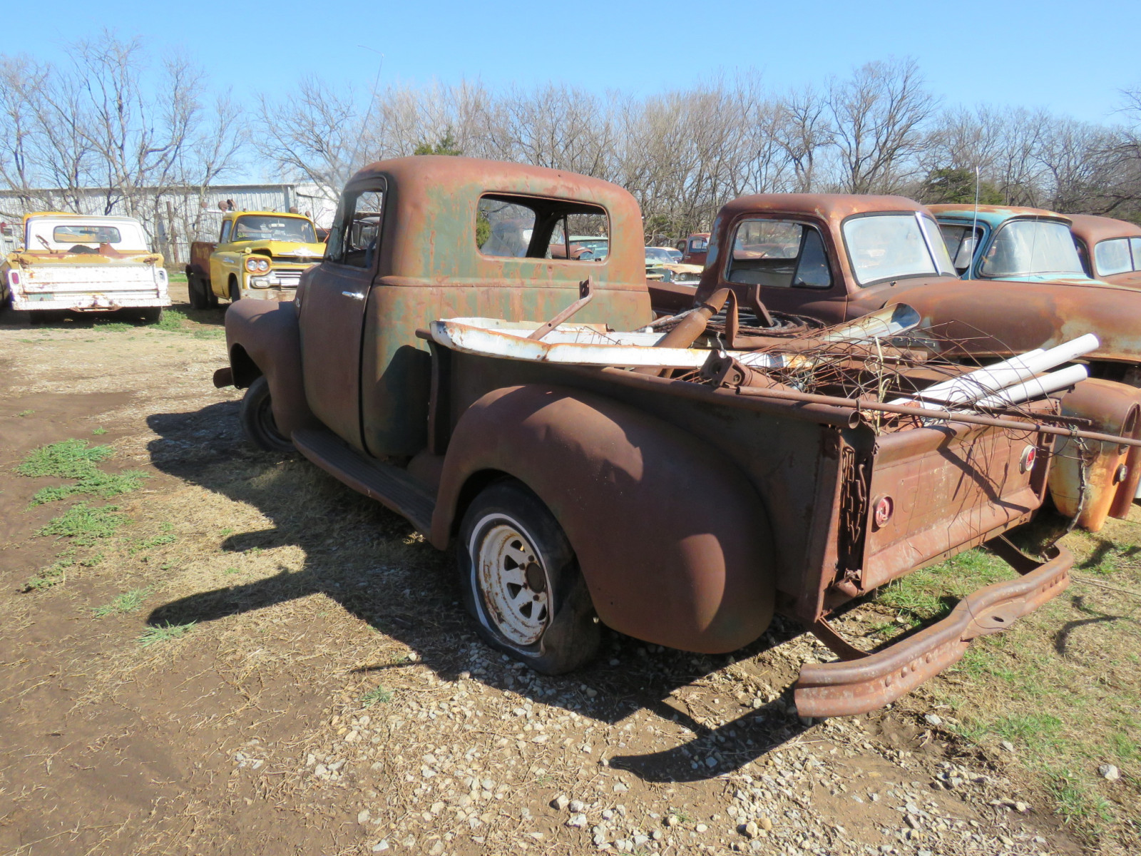 1953 Chevrolet Pickup - Image 3