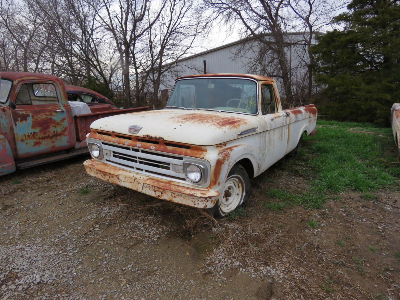 1962 Ford Pickup - Image 1