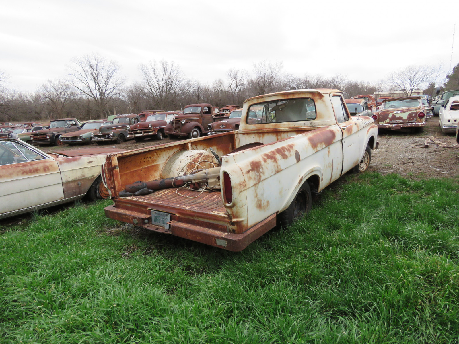 1962 Ford Pickup - Image 3