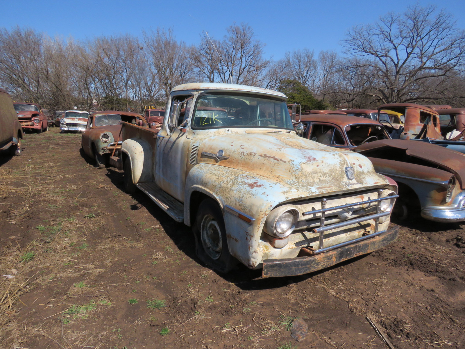 1956 Ford F250 Pickup - Image 1