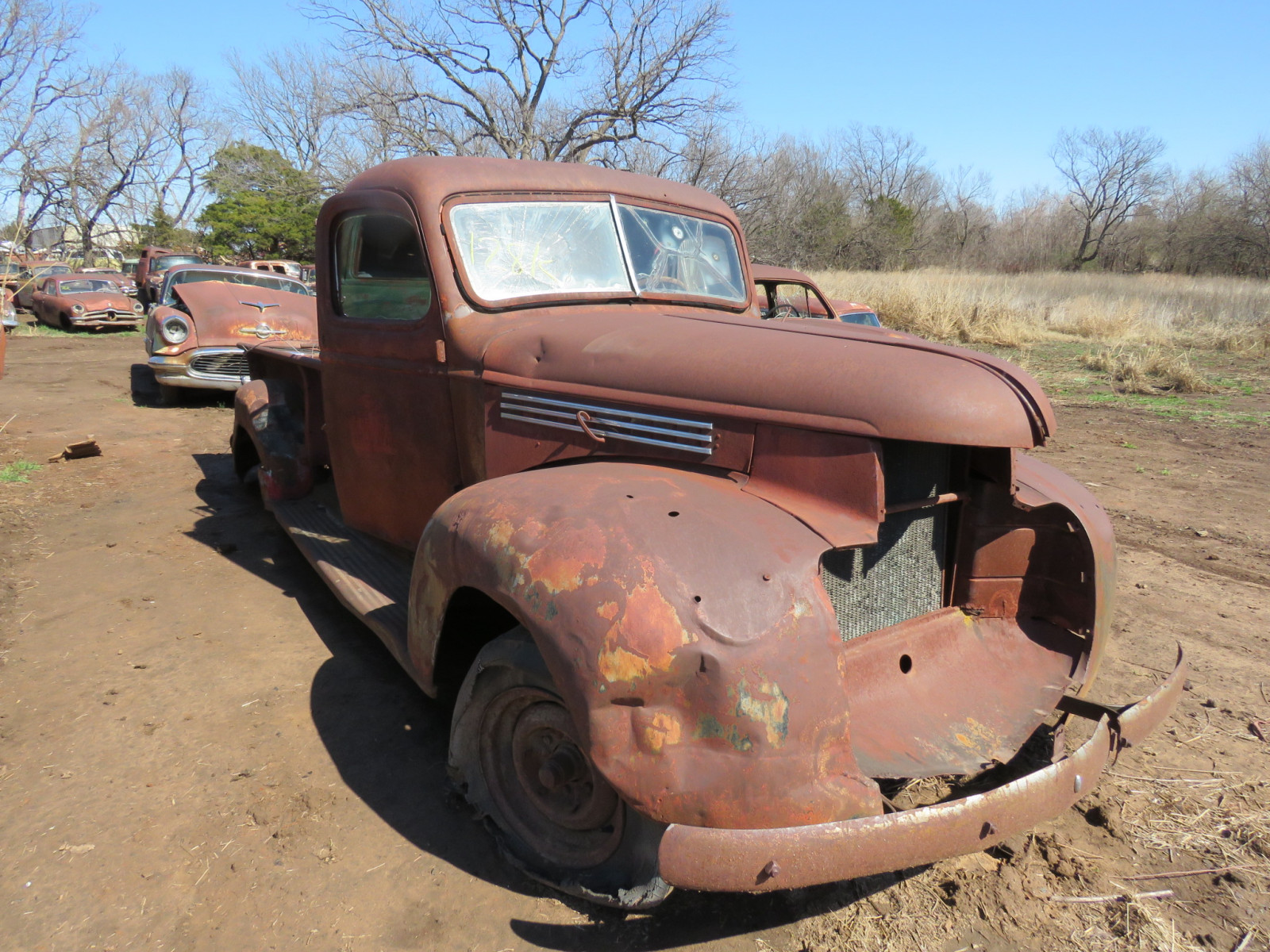1946 Chevrolet Pickup - Image 1