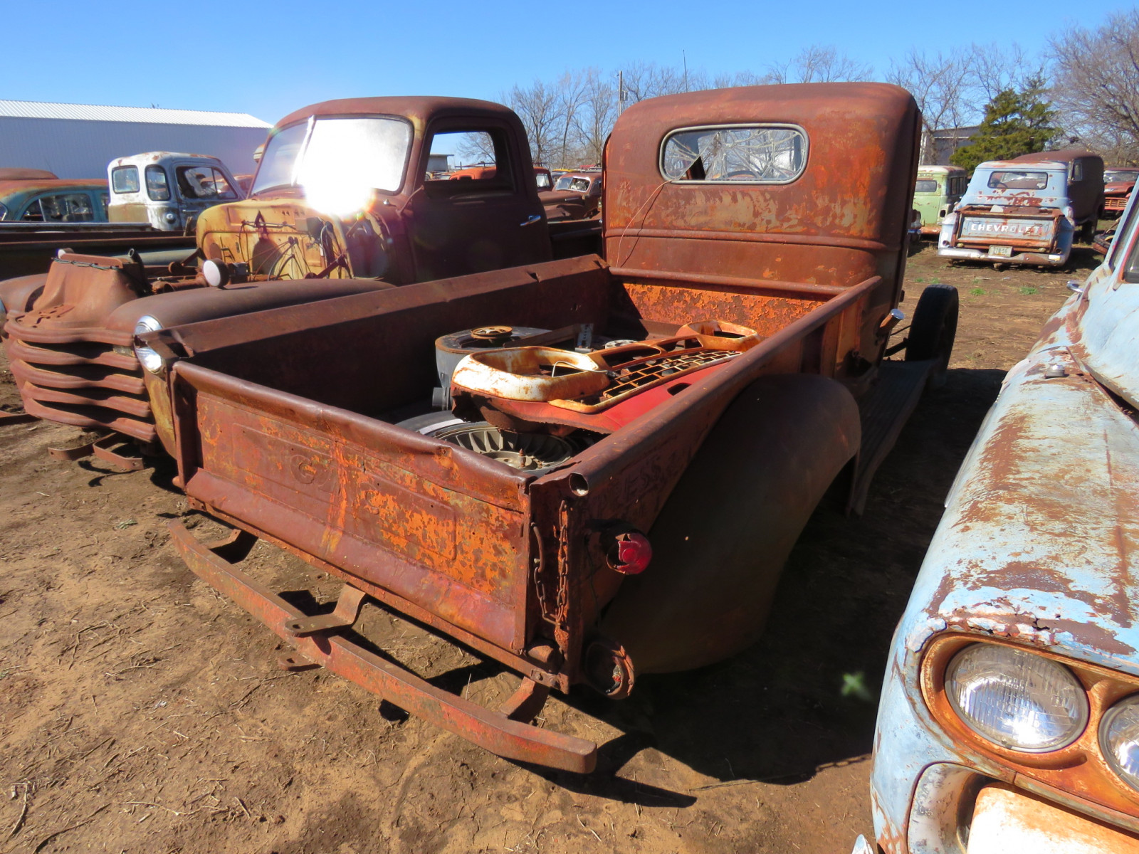 GMC Pickup for parts - Image 3