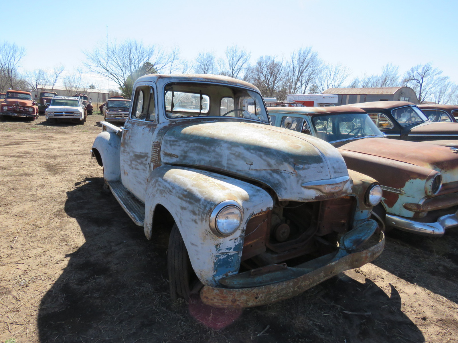 Chevrolet 5 window cab pickup - Image 1