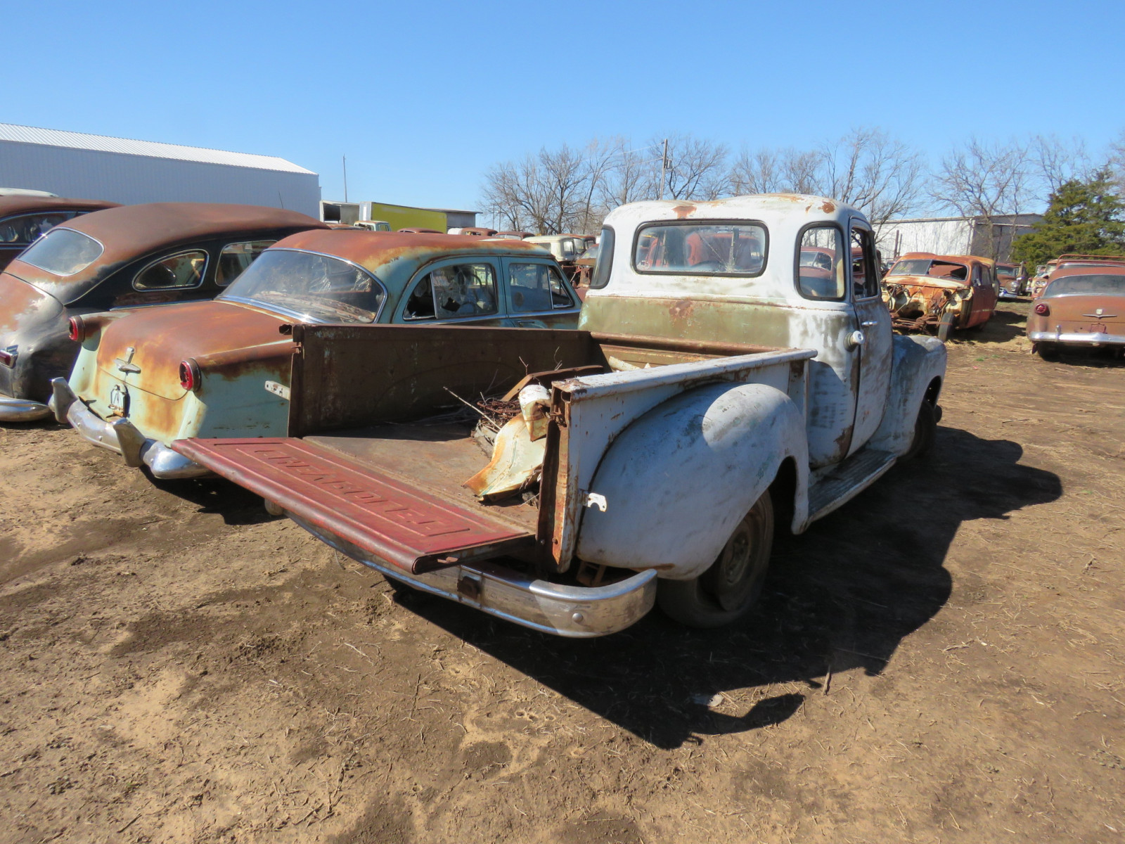Chevrolet 5 window cab pickup - Image 3