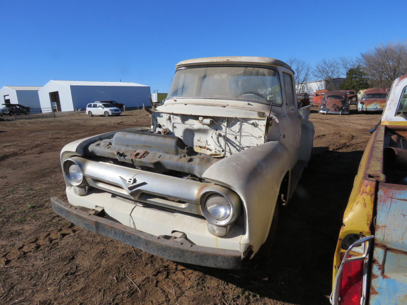 1956 Ford F100 Pickup - Image 1