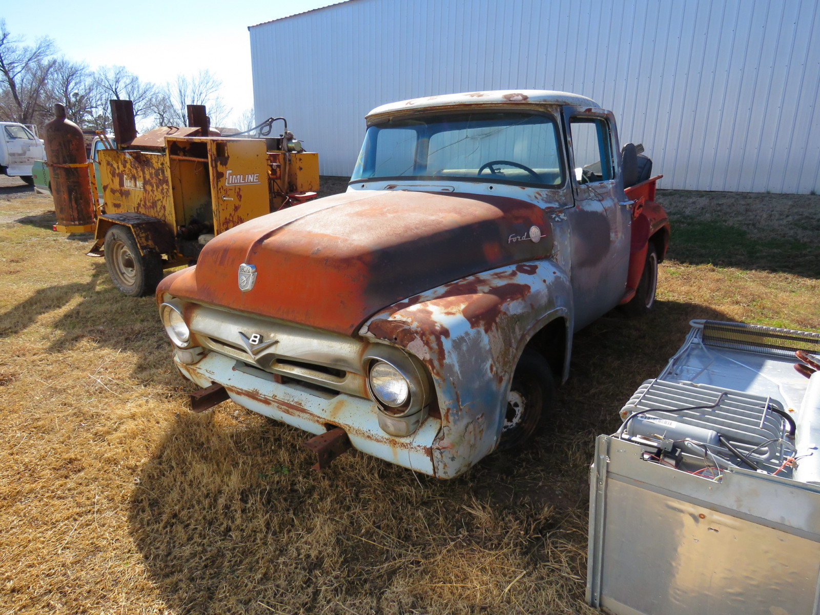 1956 Ford F100 Pickup - Image 2