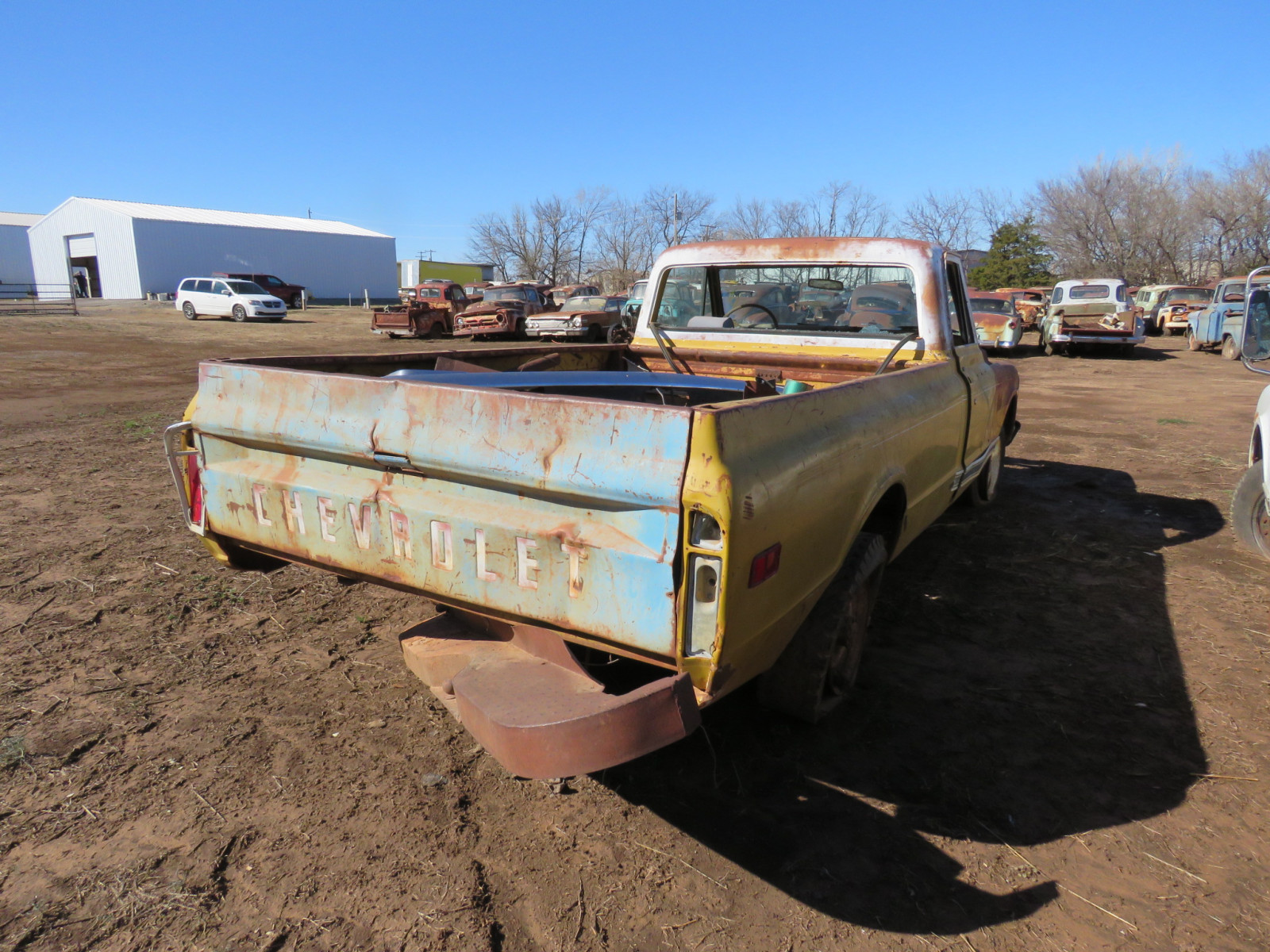 GMC Pickup for parts - Image 4