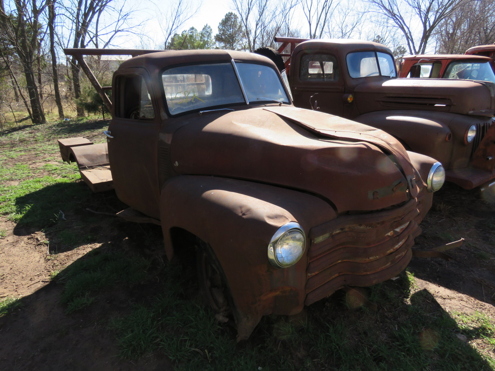 Chevrolet Truck for project or parts - Image 1