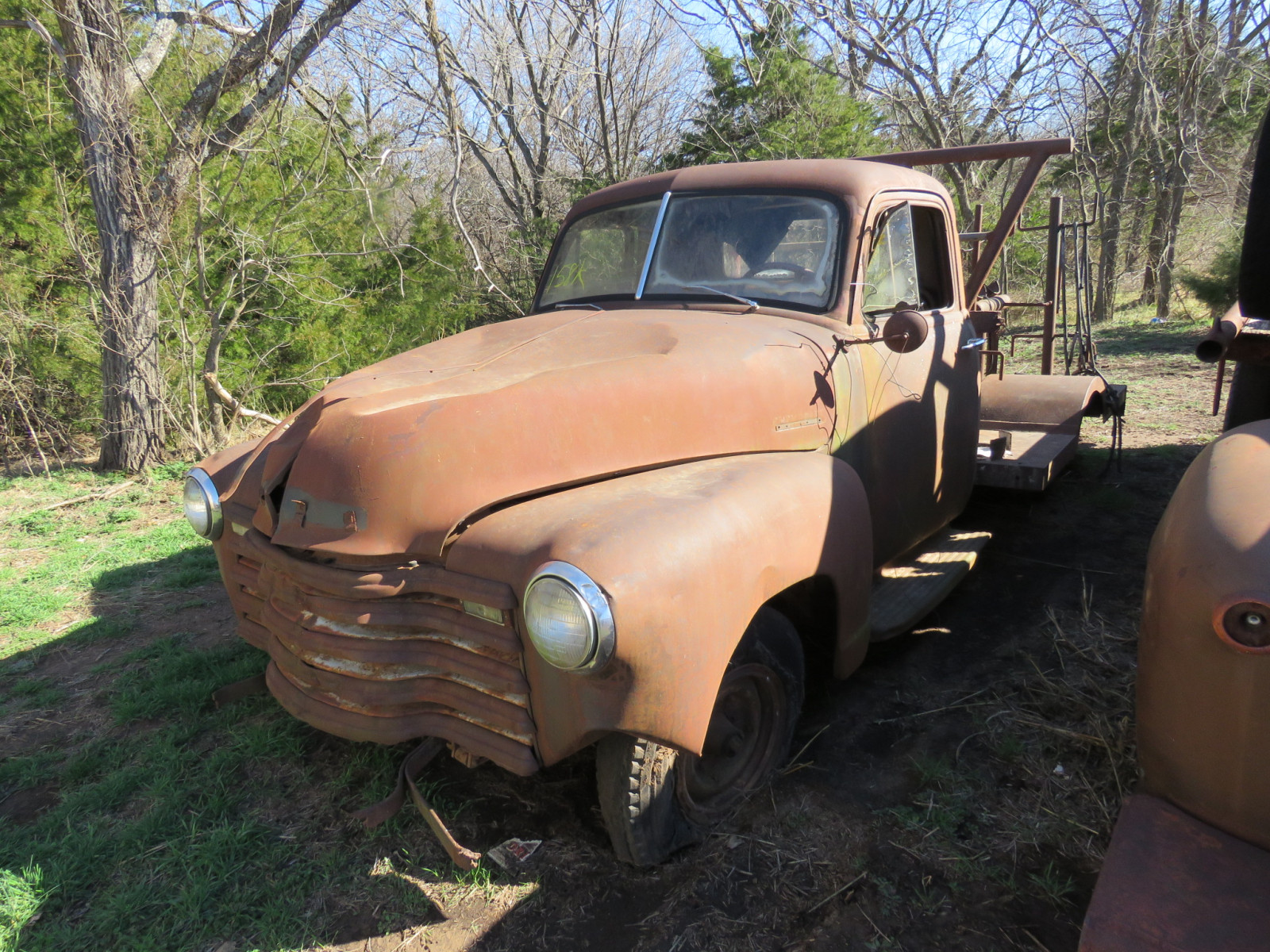 Chevrolet Truck for project or parts - Image 2