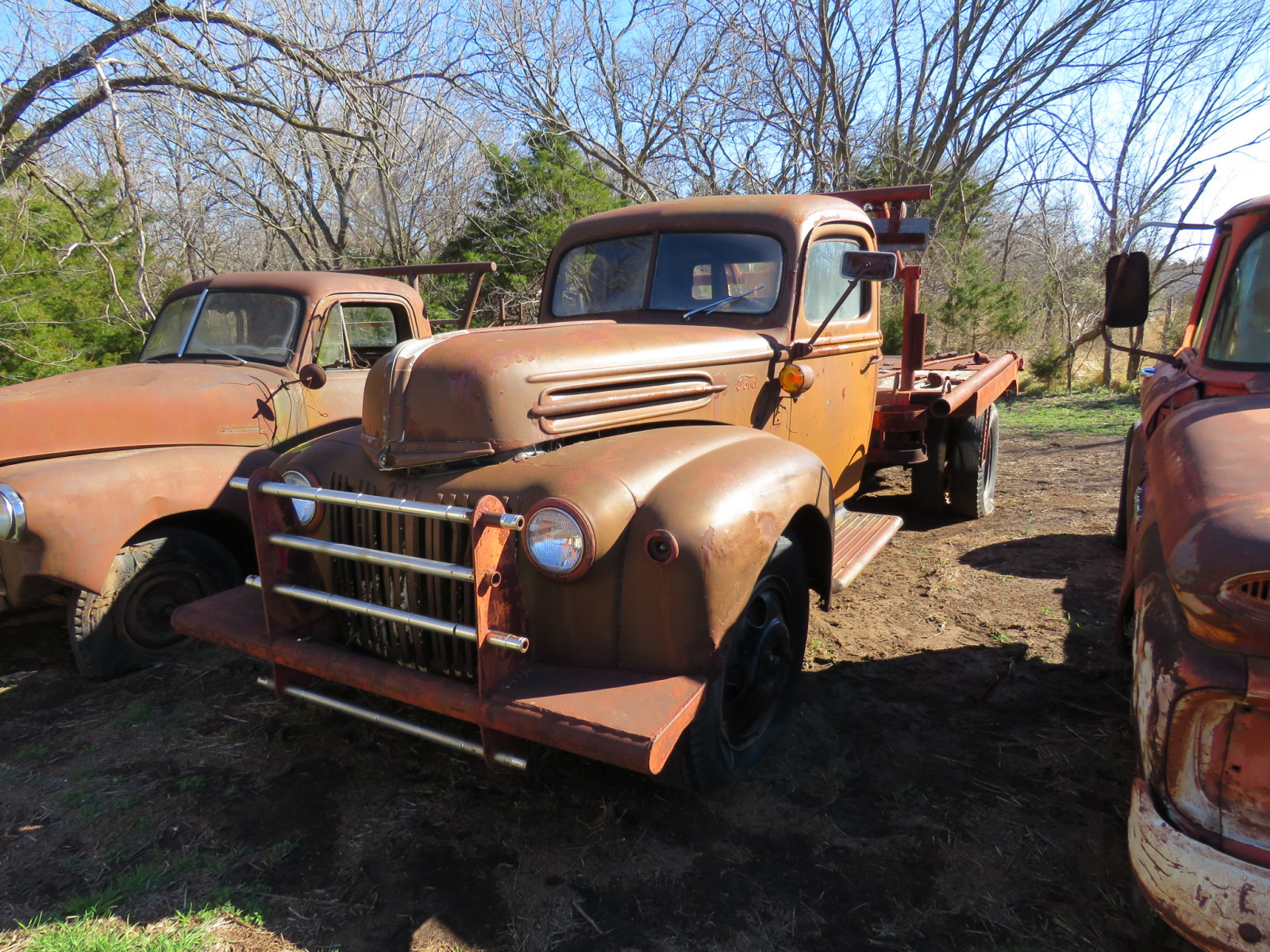 1940's Ford Truck - Image 2