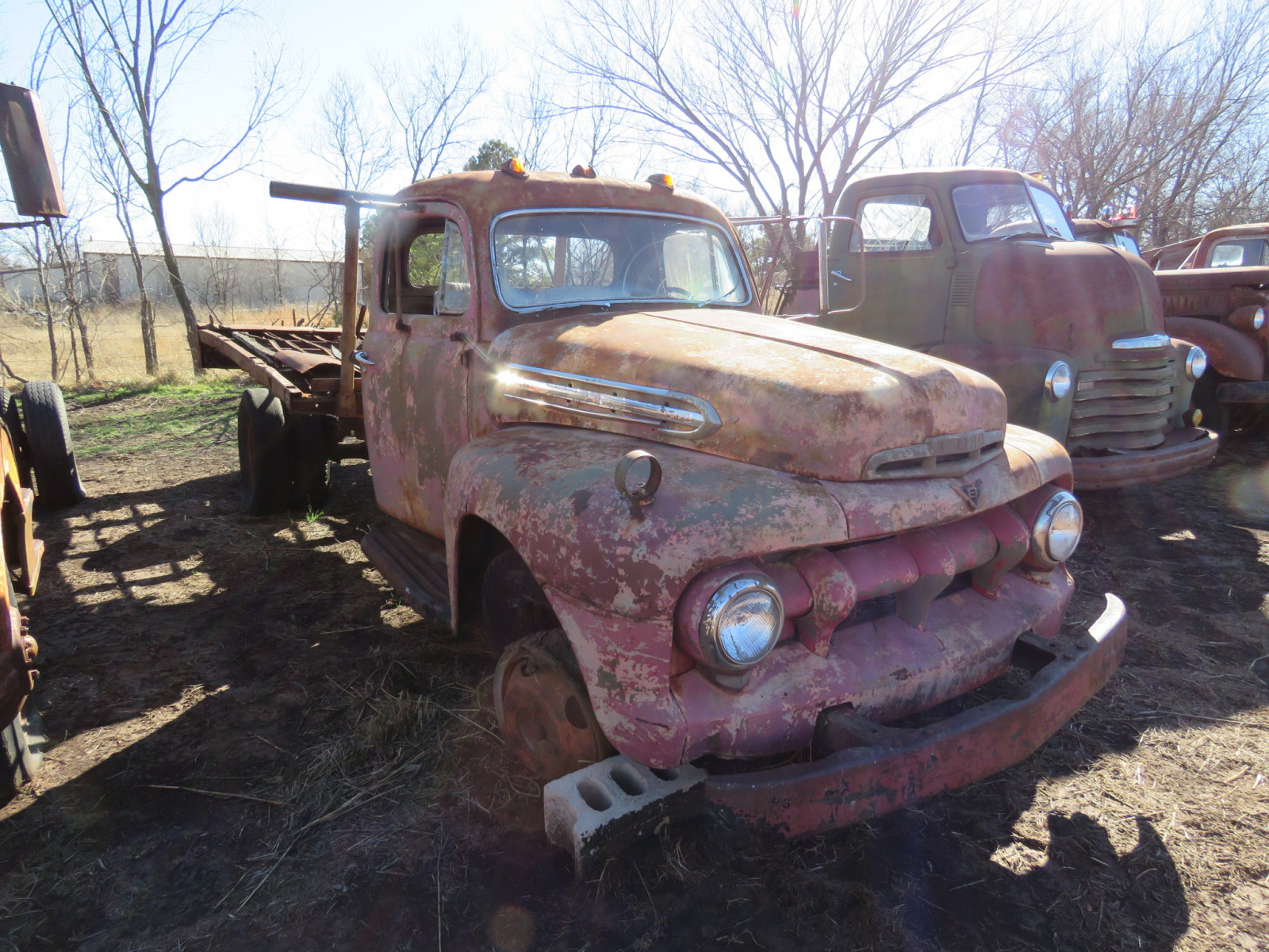1950's Ford F-5 Truck - Image 1