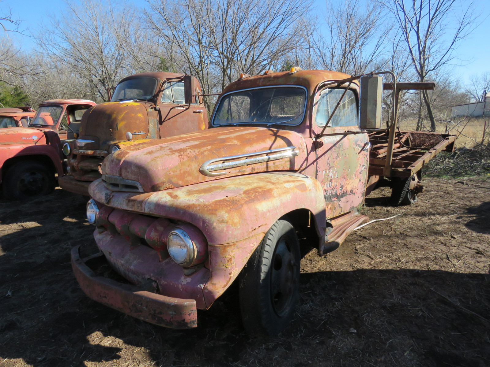 1950's Ford F-5 Truck - Image 2