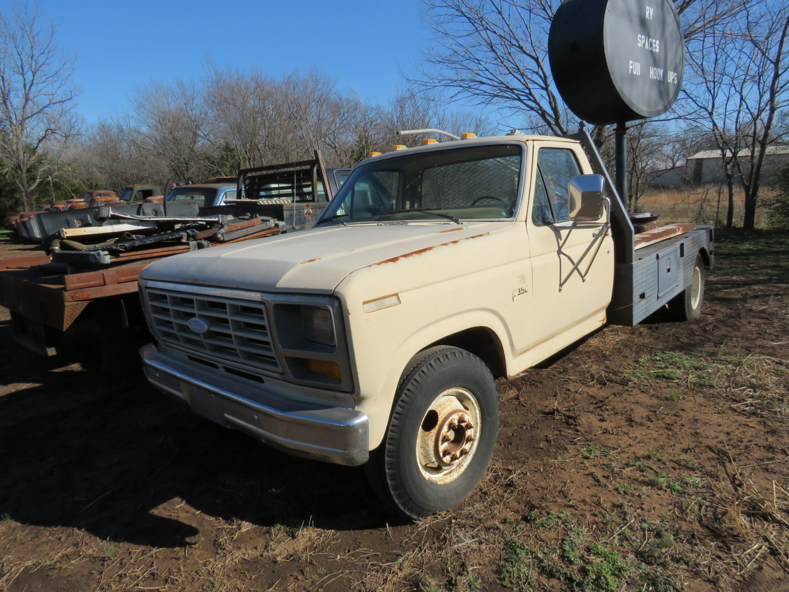 1983 Ford F350 Pickup - Image 2