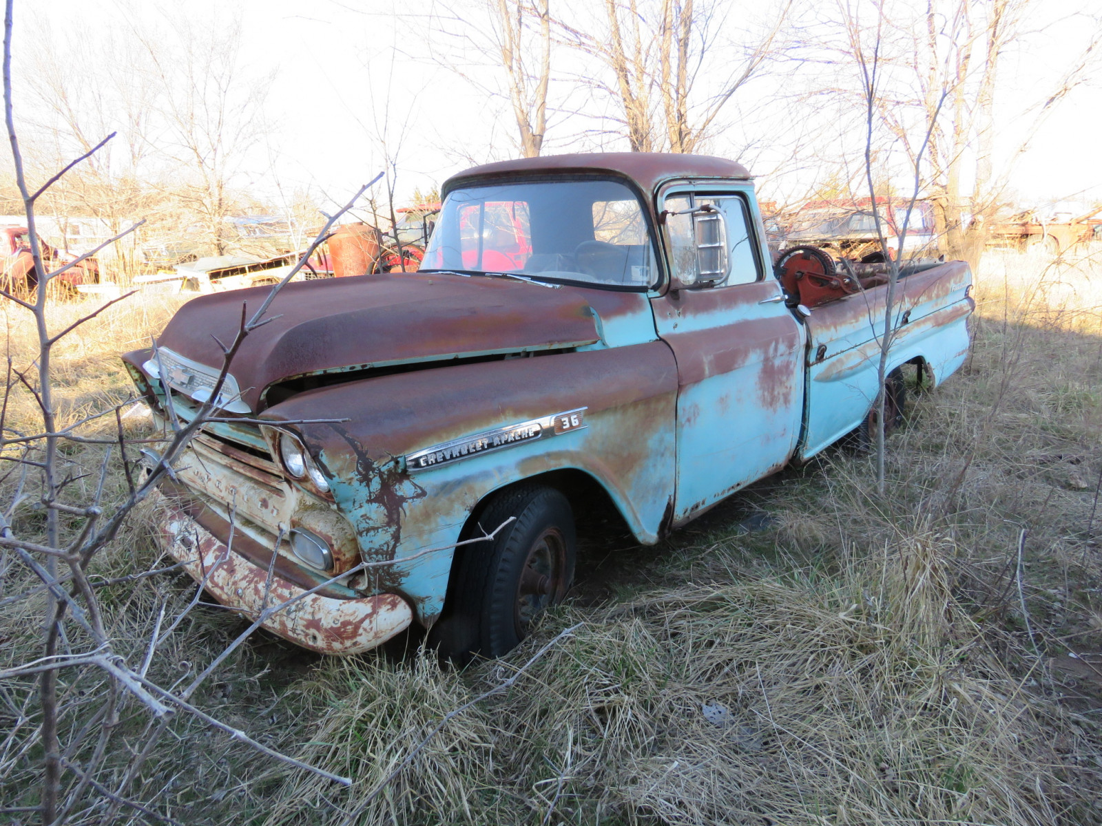 1958 Chevrolet Fleetside Pickup - Image 2