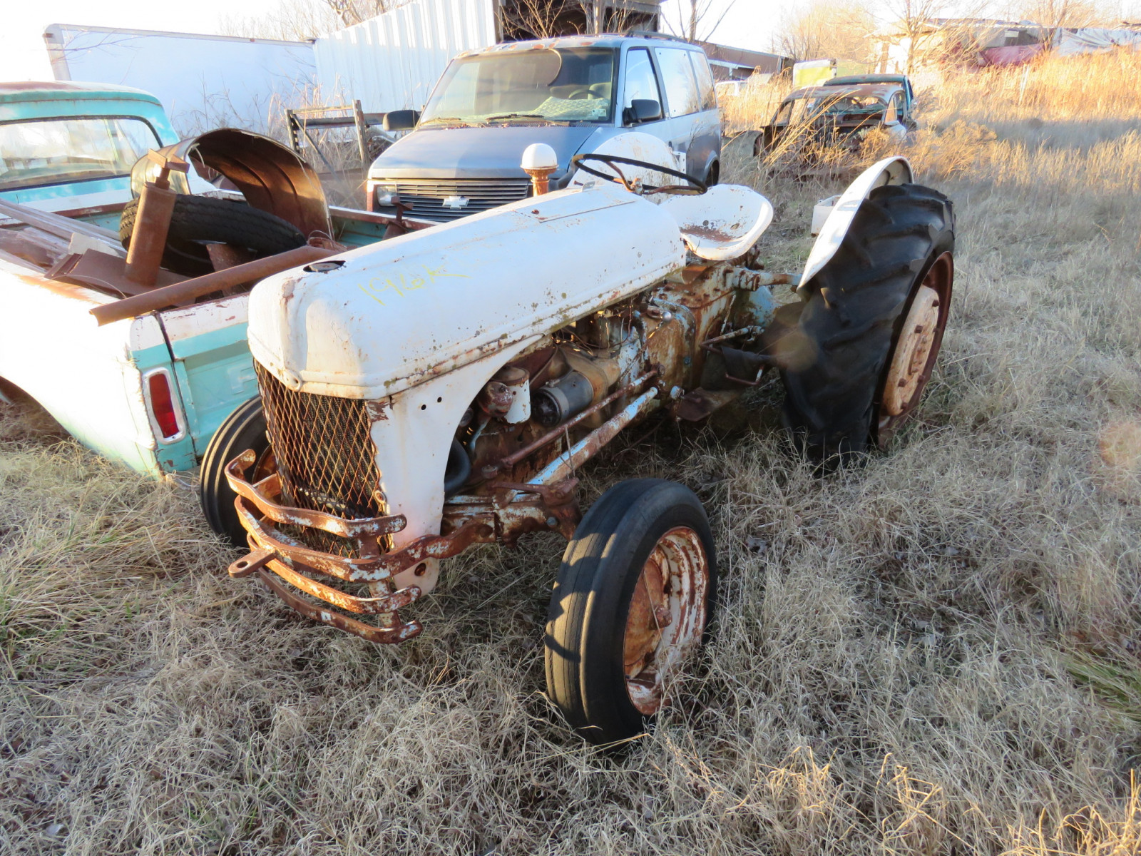Ford Tractor - Image 1