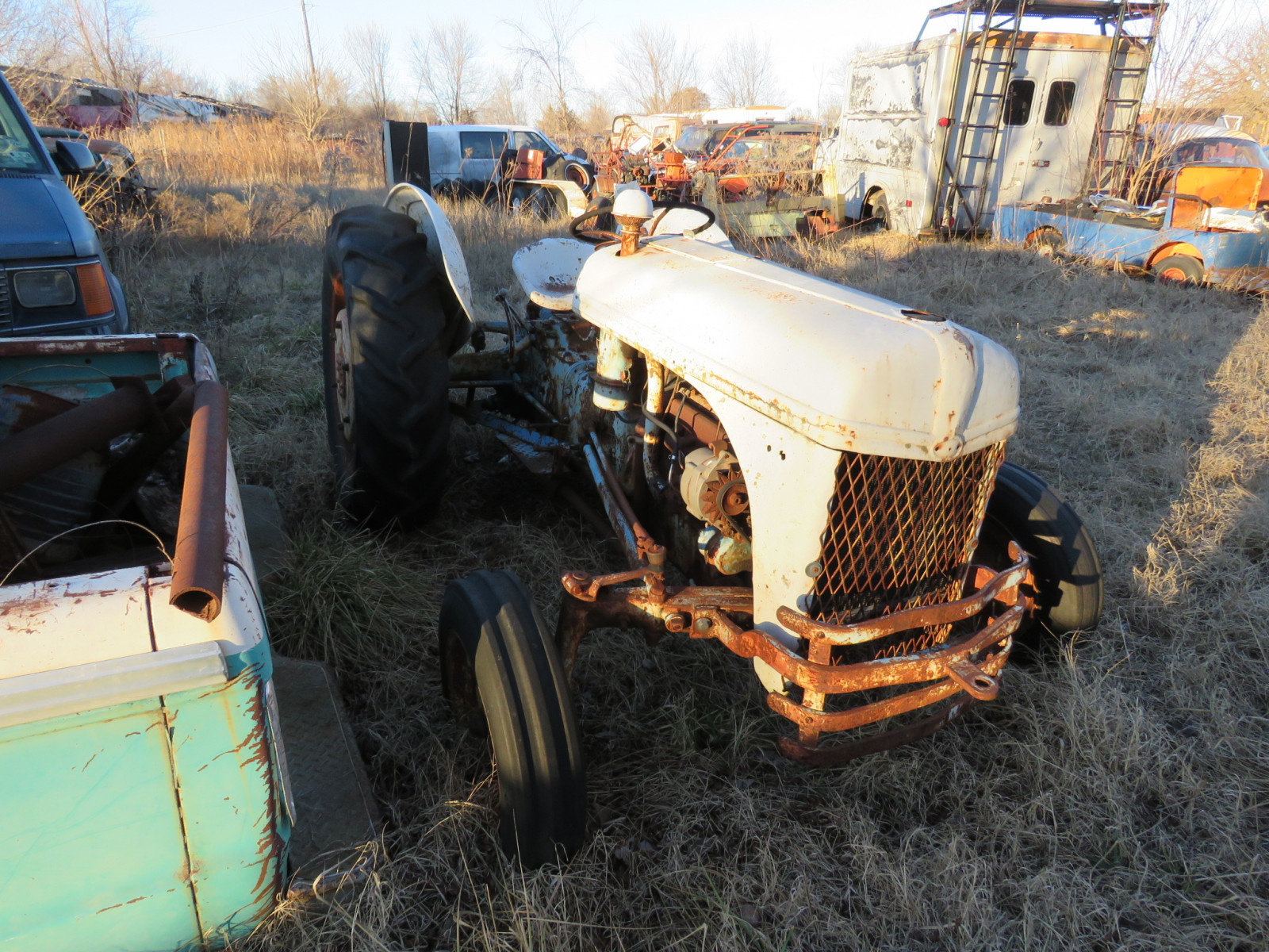 Ford Tractor - Image 2