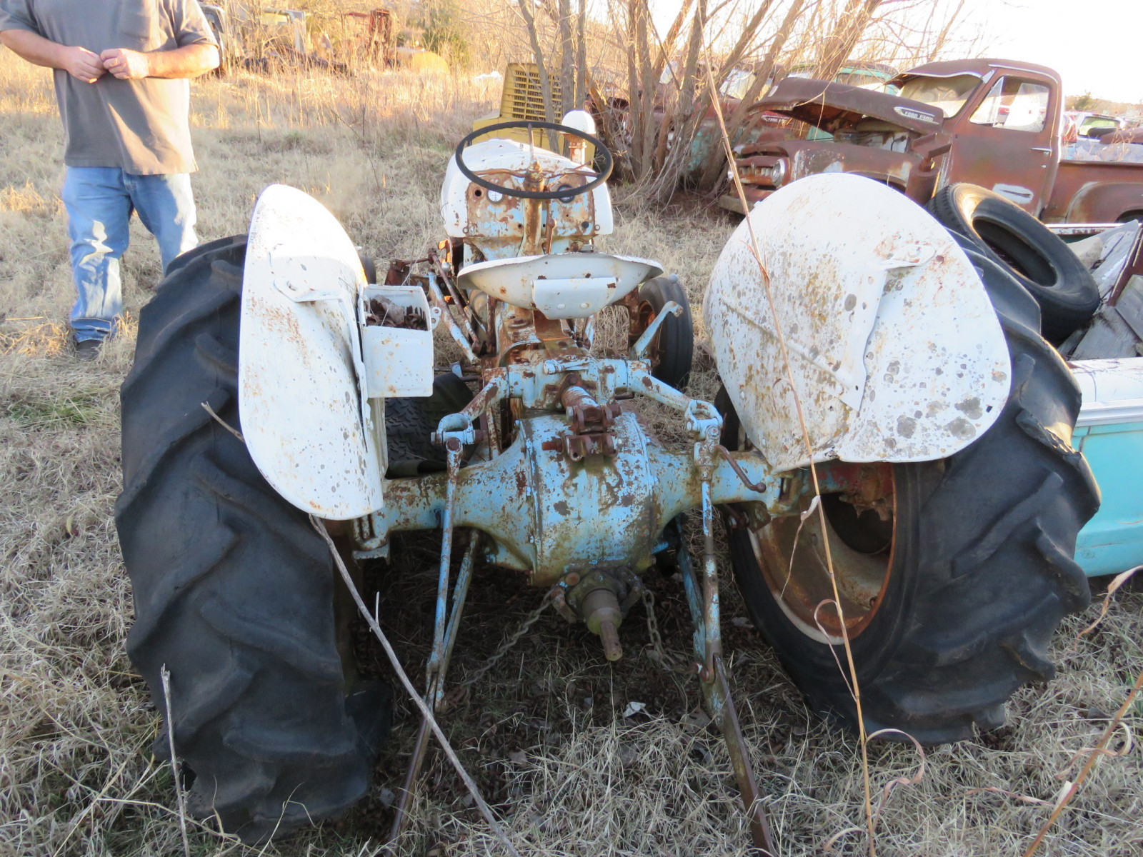 Ford Tractor - Image 3