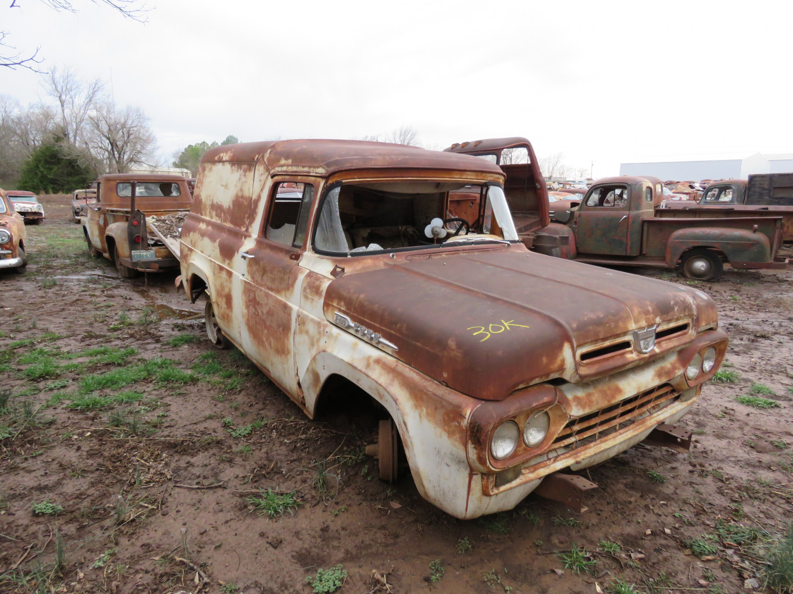 1960 Ford Panel Truck - Image 1