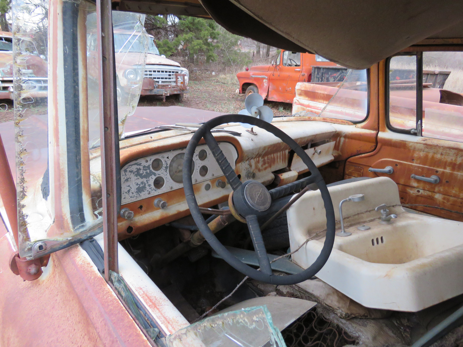 1960 Ford Panel Truck - Image 5