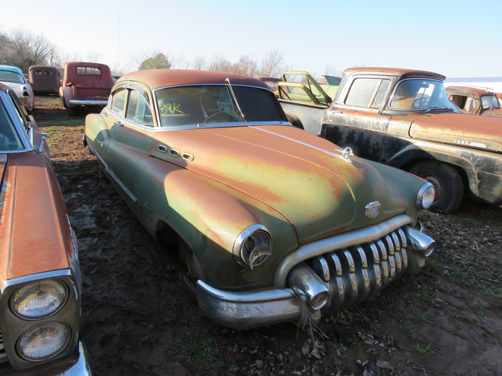 1950 Buick Special 4dr Sedan - Image 1