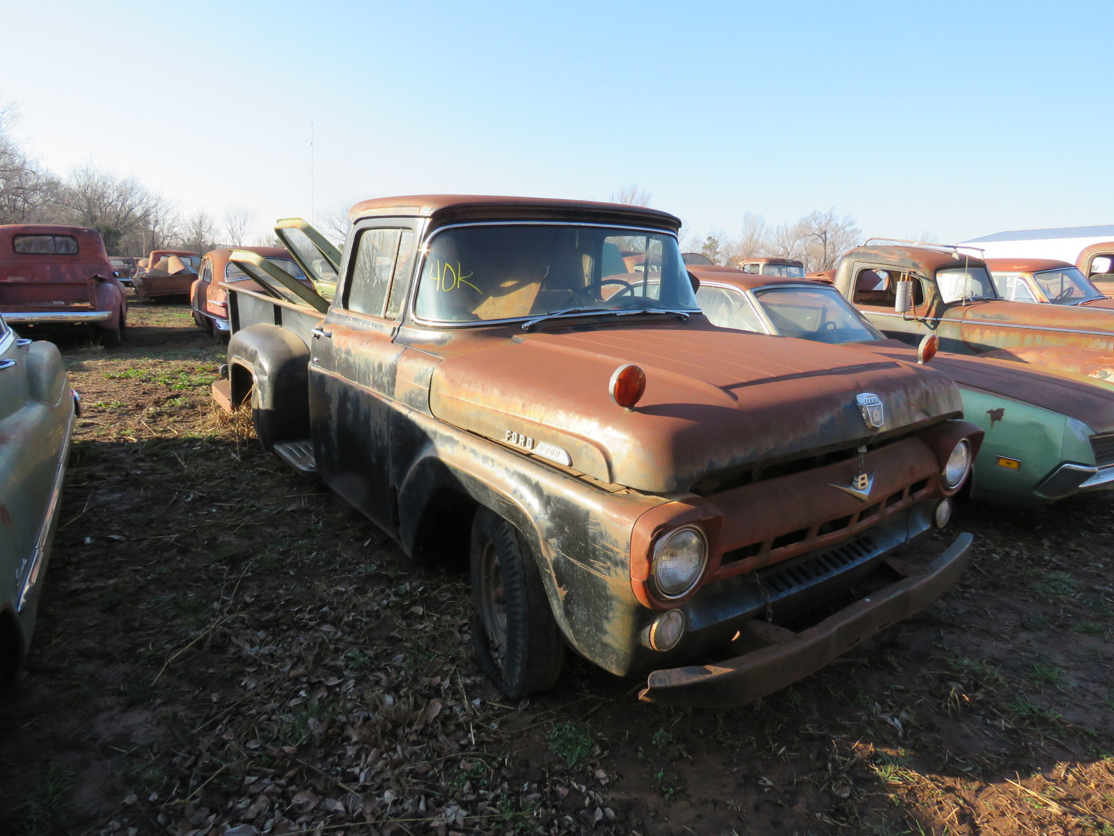 1957 Ford Pickup - Image 1