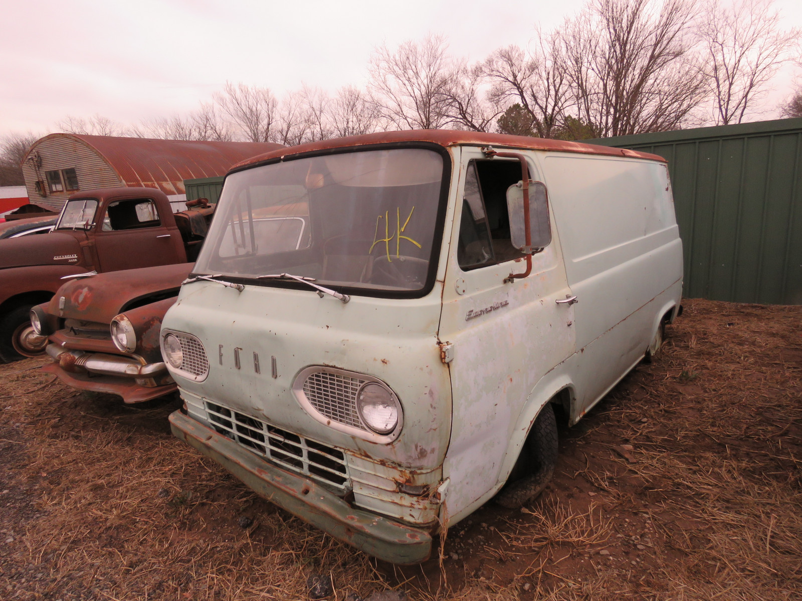 1961 Ford Econoline Pickup E14TH398334 - Image 1