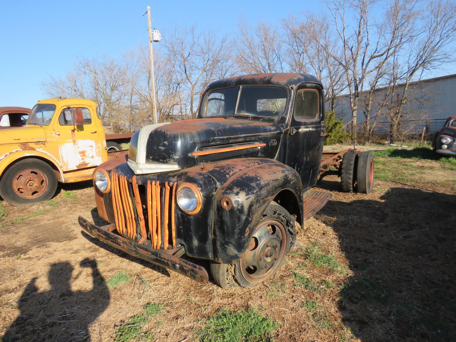 1946 Ford Truck - Image 1
