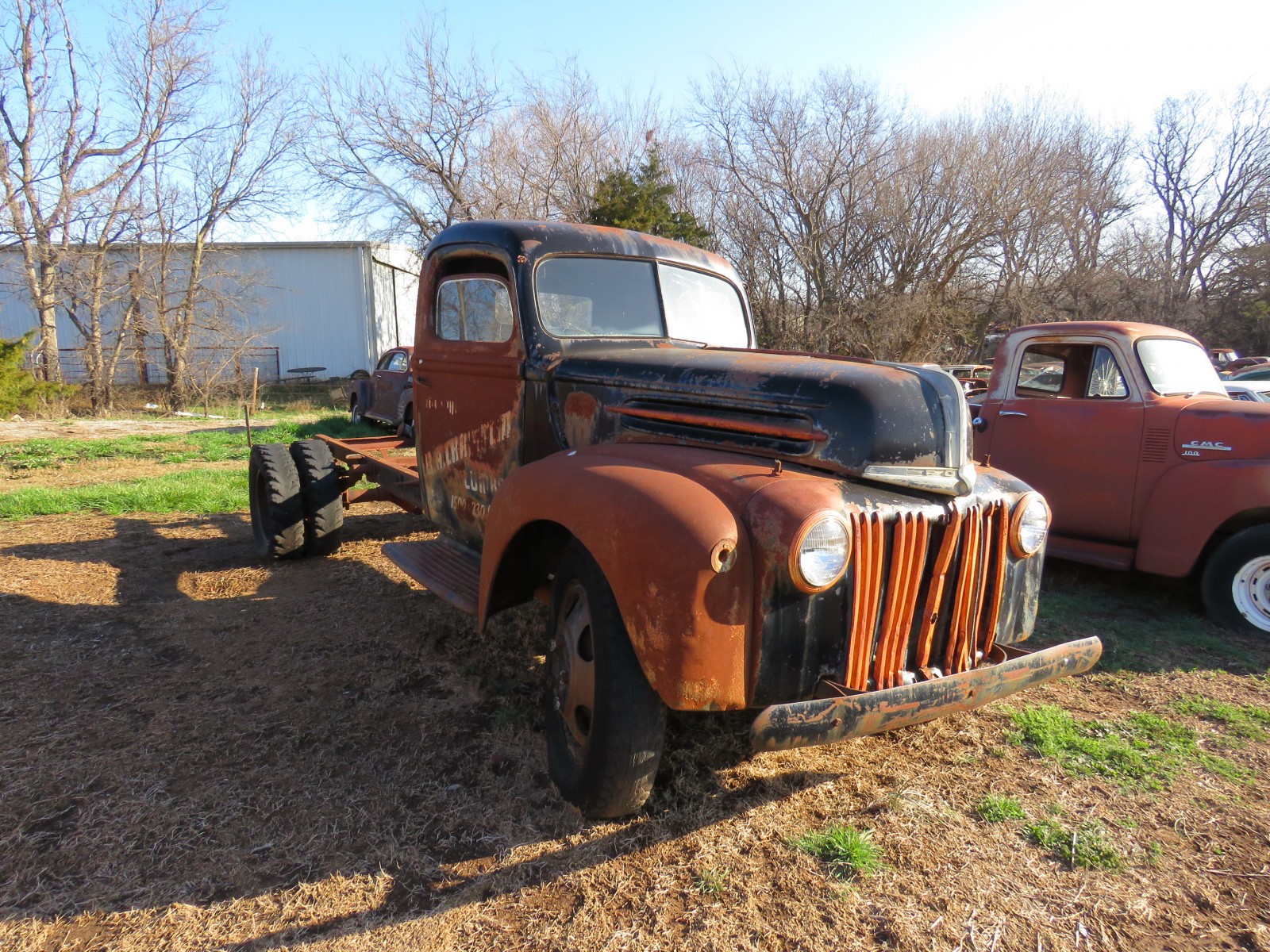 1946 Ford Truck - Image 2