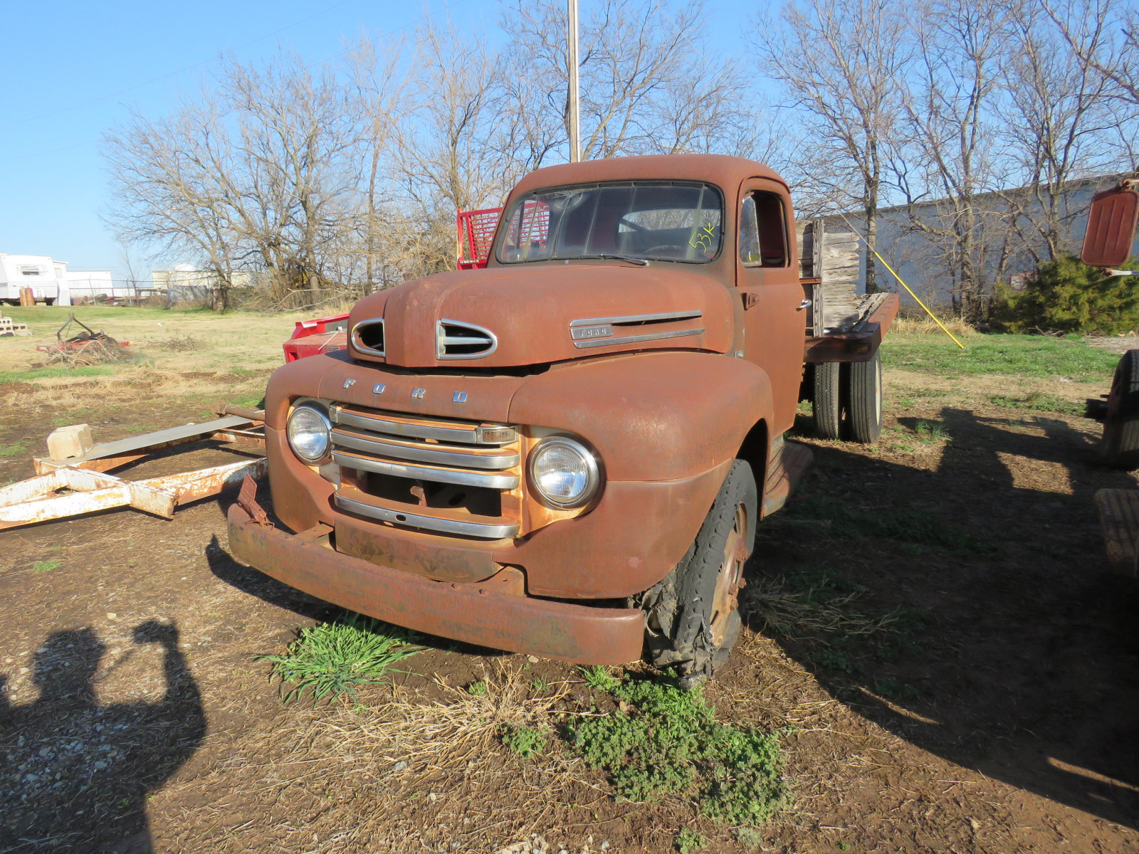1949 Ford Truck - Image 1
