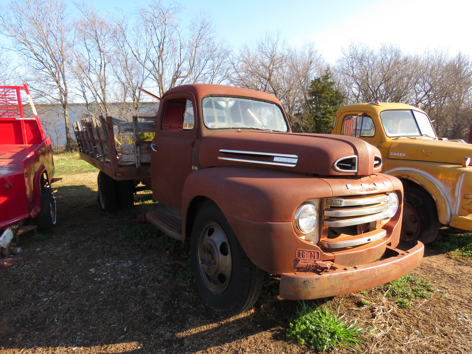1949 Ford Truck - Image 2