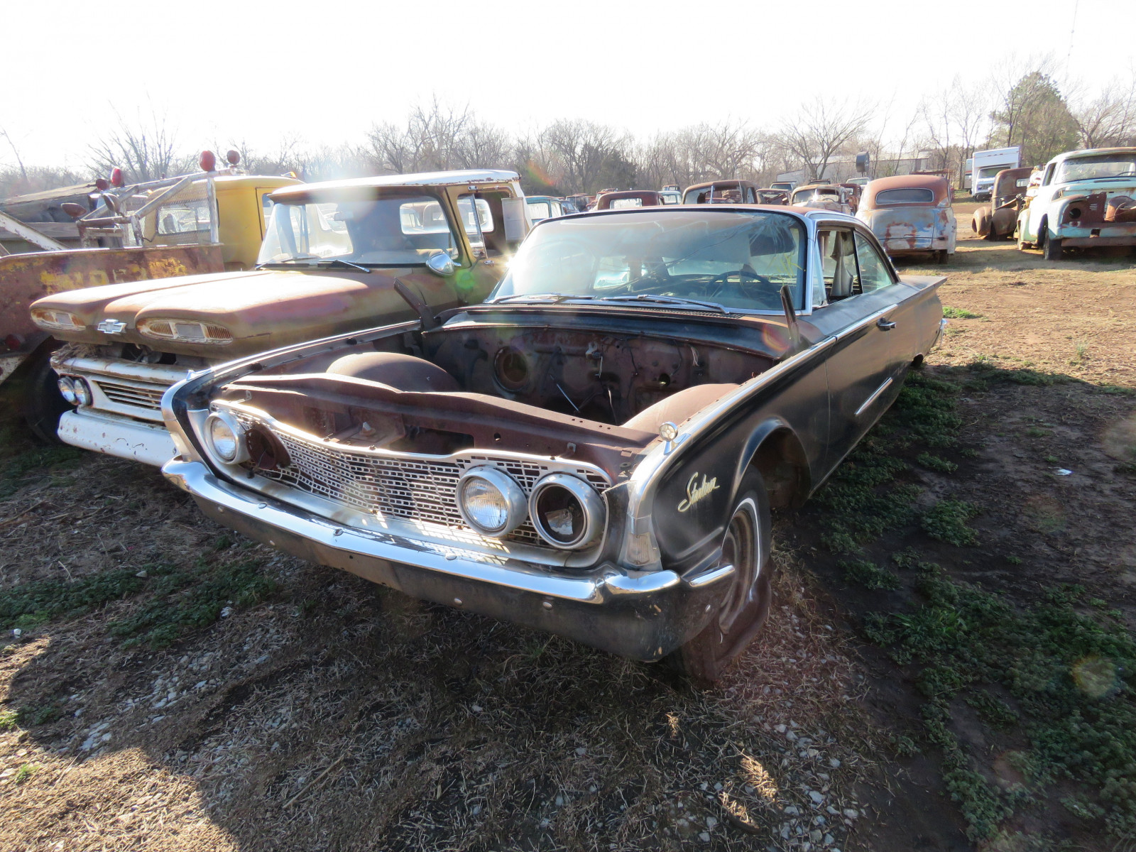Ford Starliner for Parts - Image 1