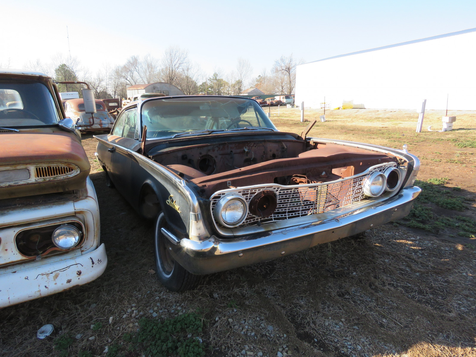 Ford Starliner for Parts - Image 2