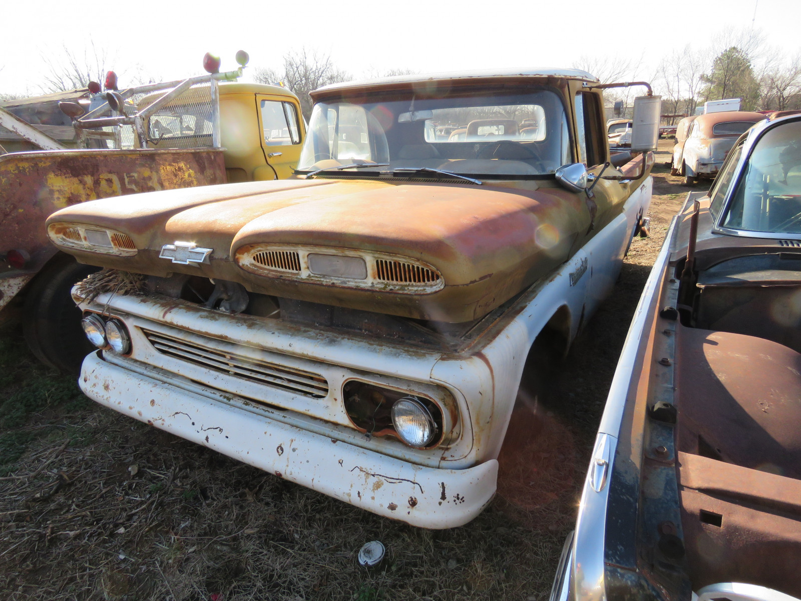 1960 Chevrolet Apache Series 10 Pickup - Image 2
