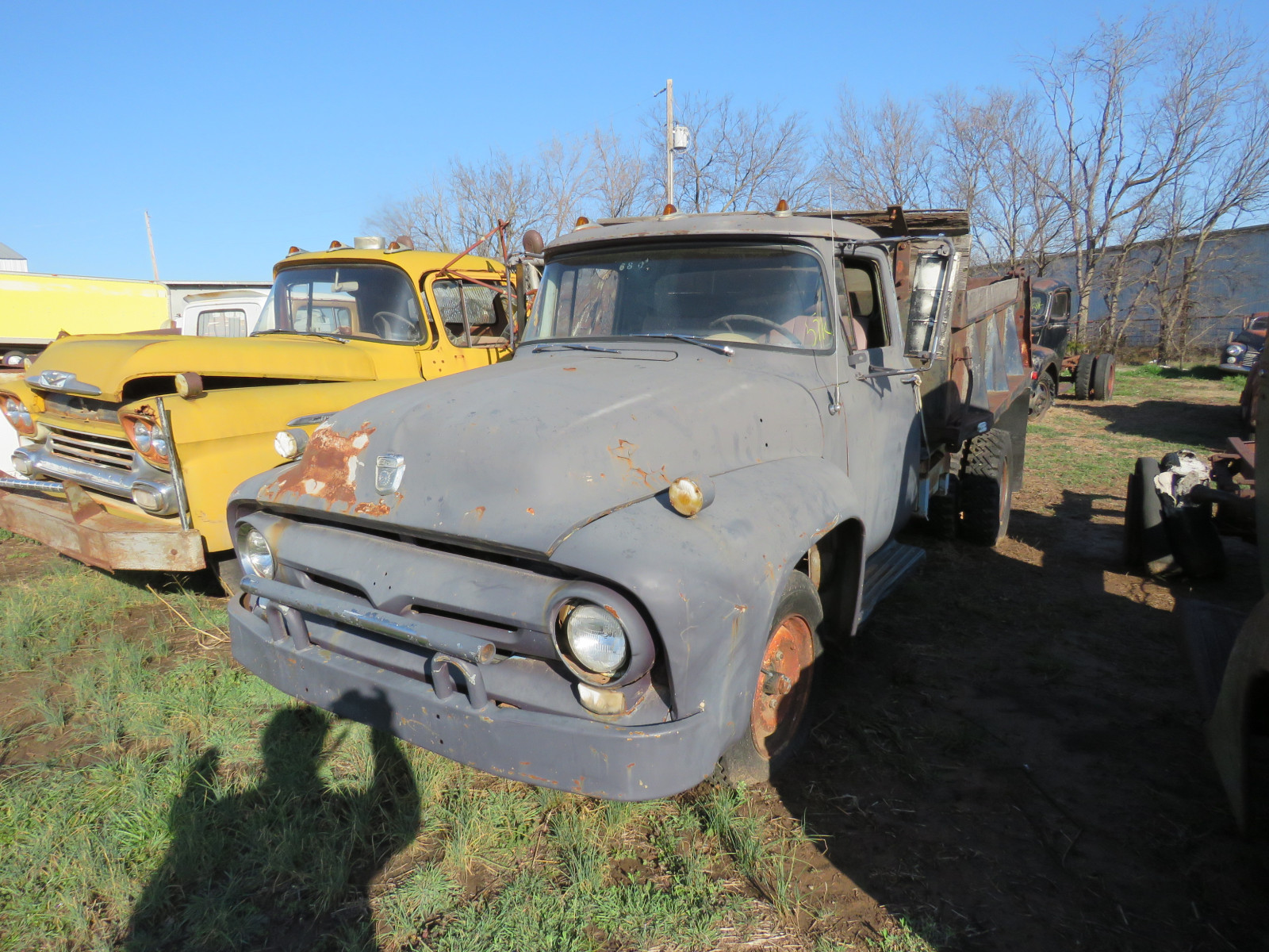 1953 Ford Dump Truck - Image 1