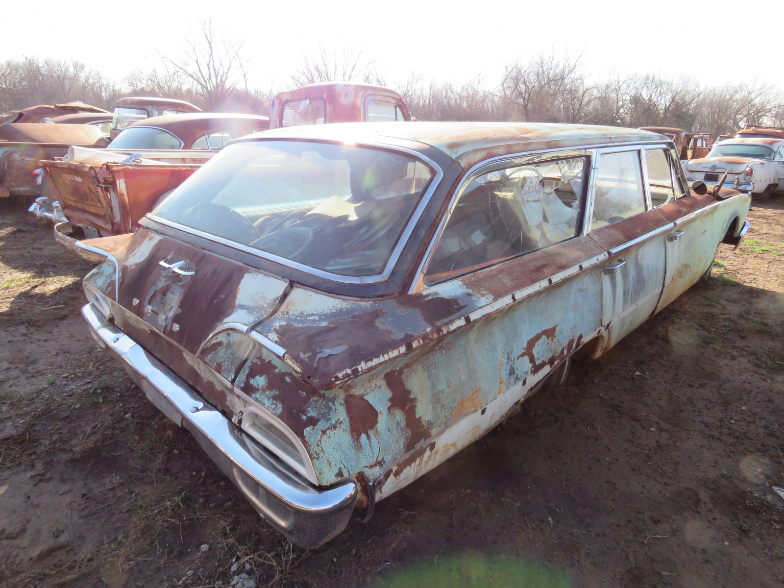 1960 Ford Country Squire Wagon - Image 3