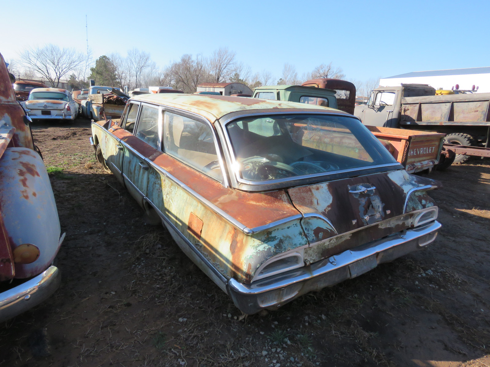 1960 Ford Country Squire Wagon - Image 4