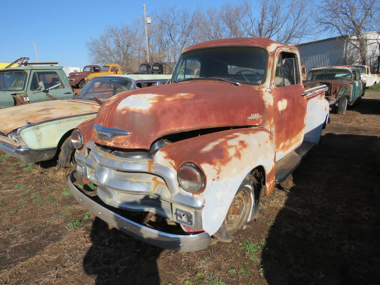 1954 Chevrolet Stepside Pickup - Image 3
