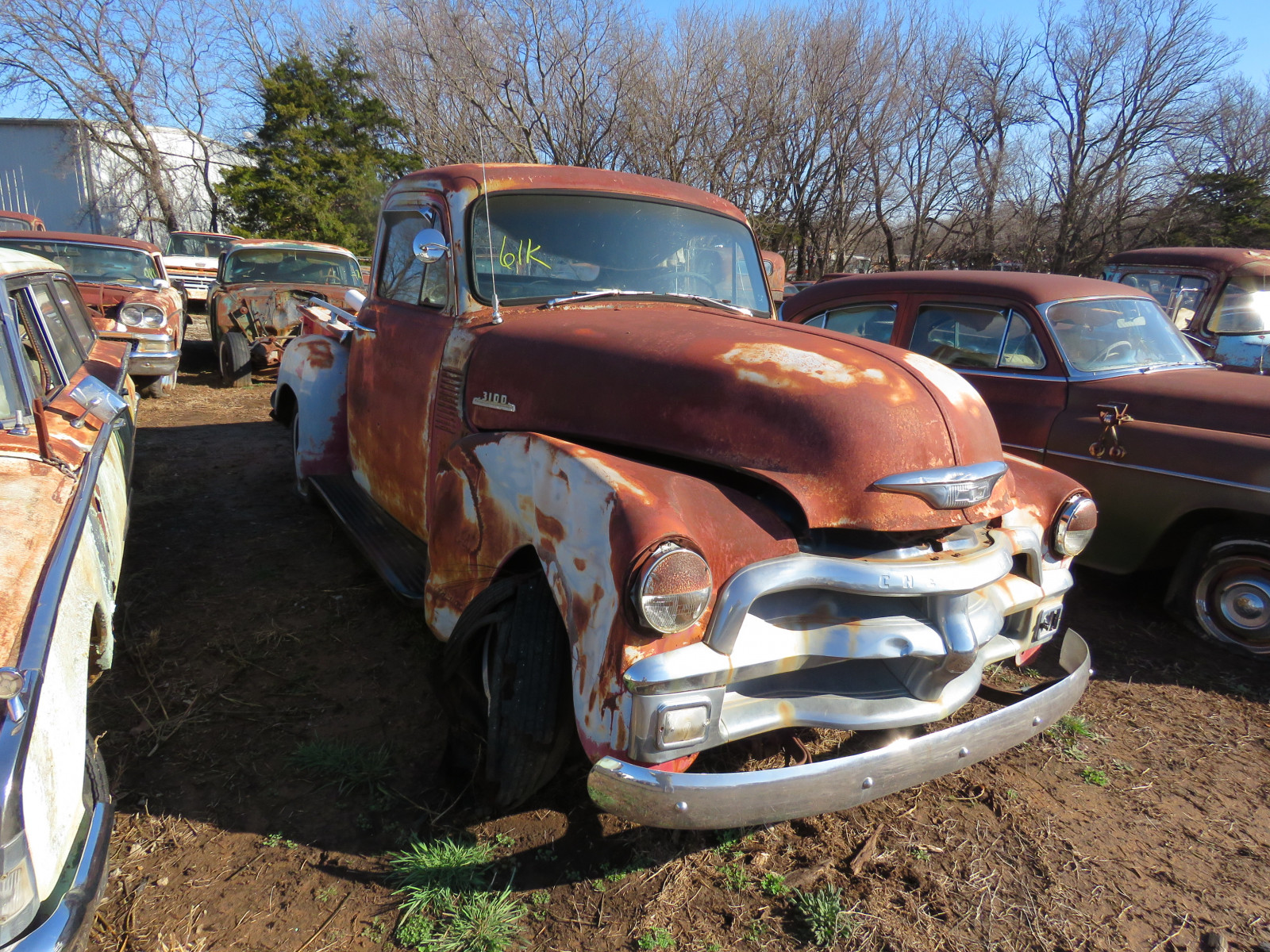 1954 Chevrolet Stepside Pickup - Image 4