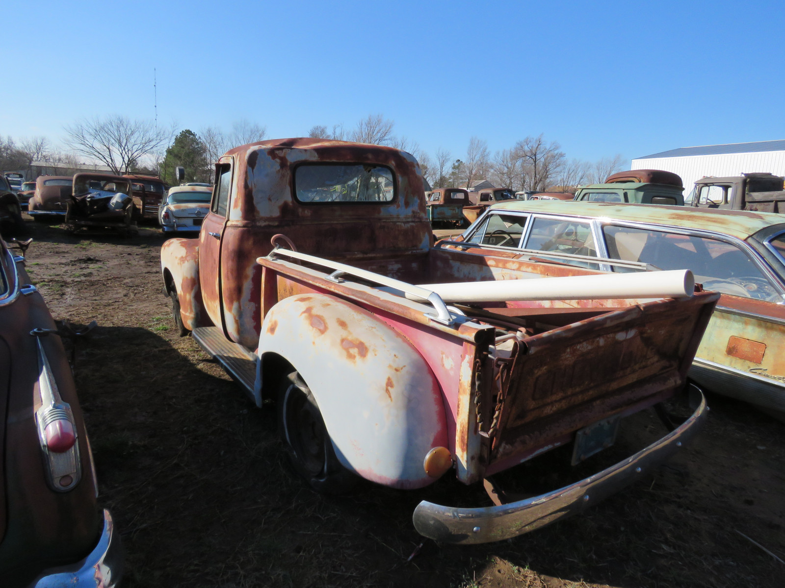 1954 Chevrolet Stepside Pickup - Image 6