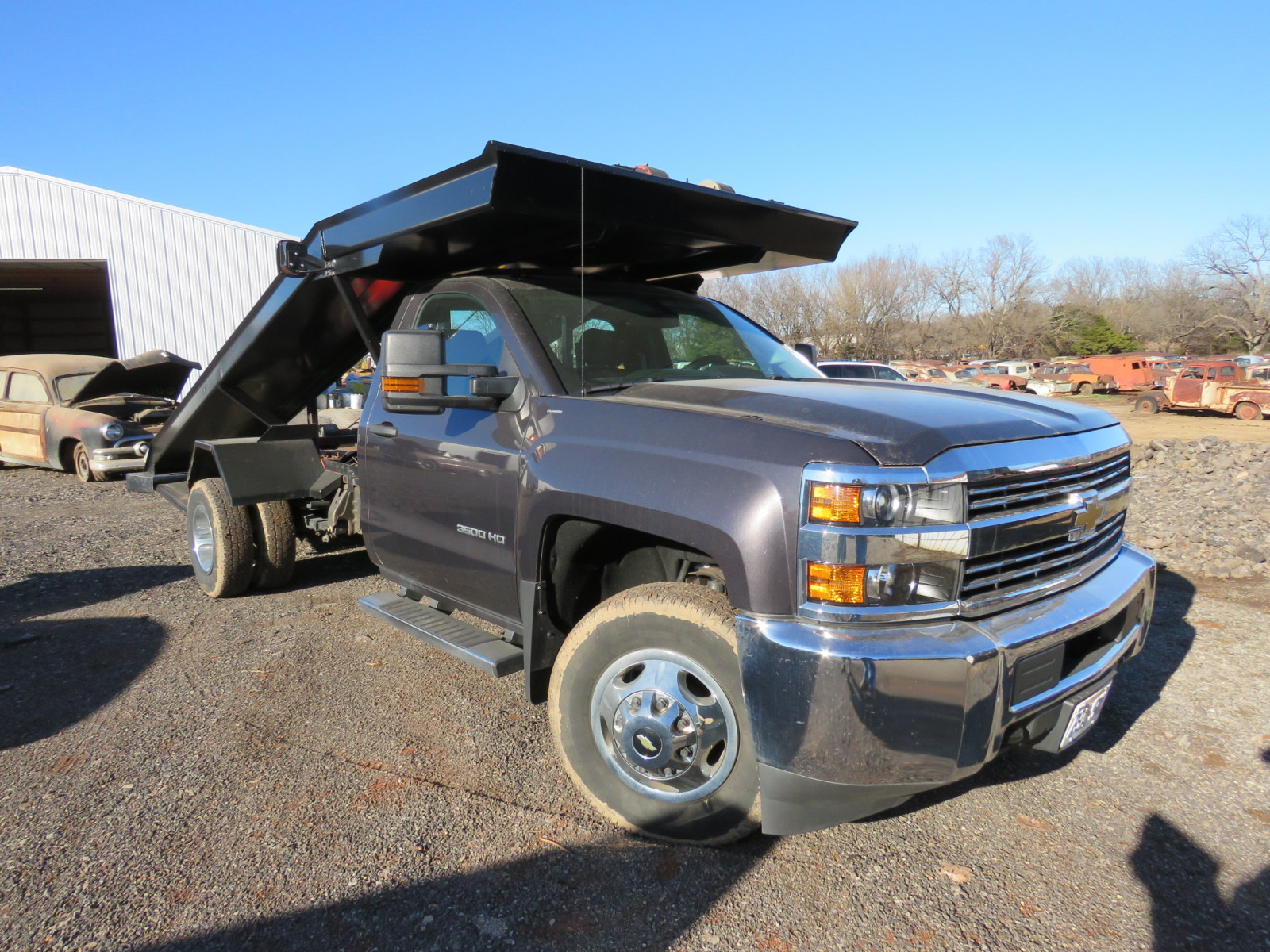 2016 Chevrolet 3500HD Ramp Car Hauler - Image 1