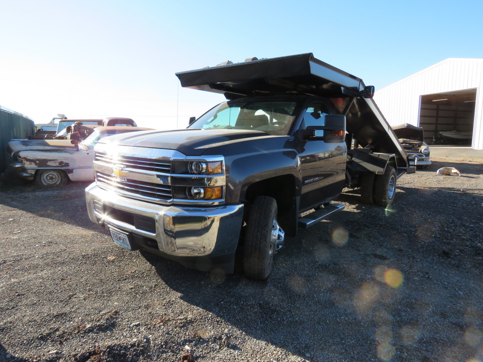 2016 Chevrolet 3500HD Ramp Car Hauler - Image 2