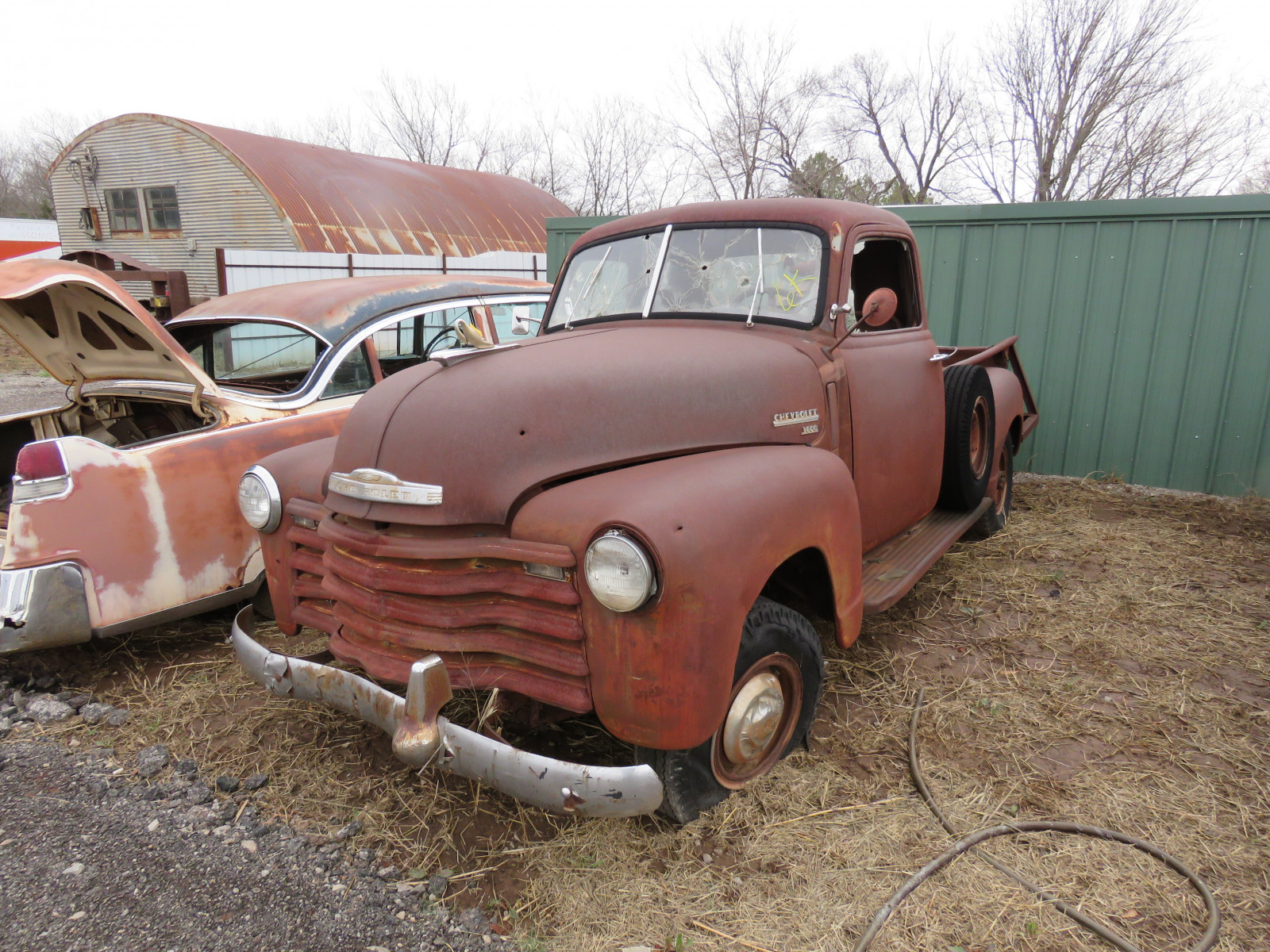 1949 Chevrolet 3600 Series Pickup 5GRA2194 - Image 1