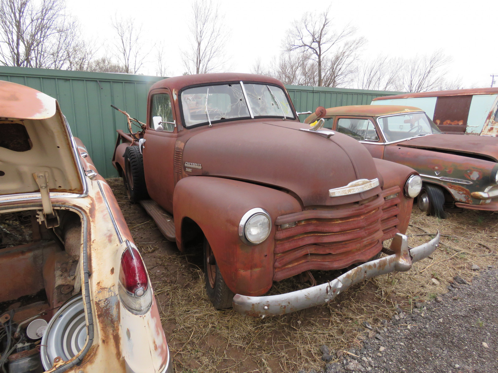 1949 Chevrolet 3600 Series Pickup 5GRA2194 - Image 2