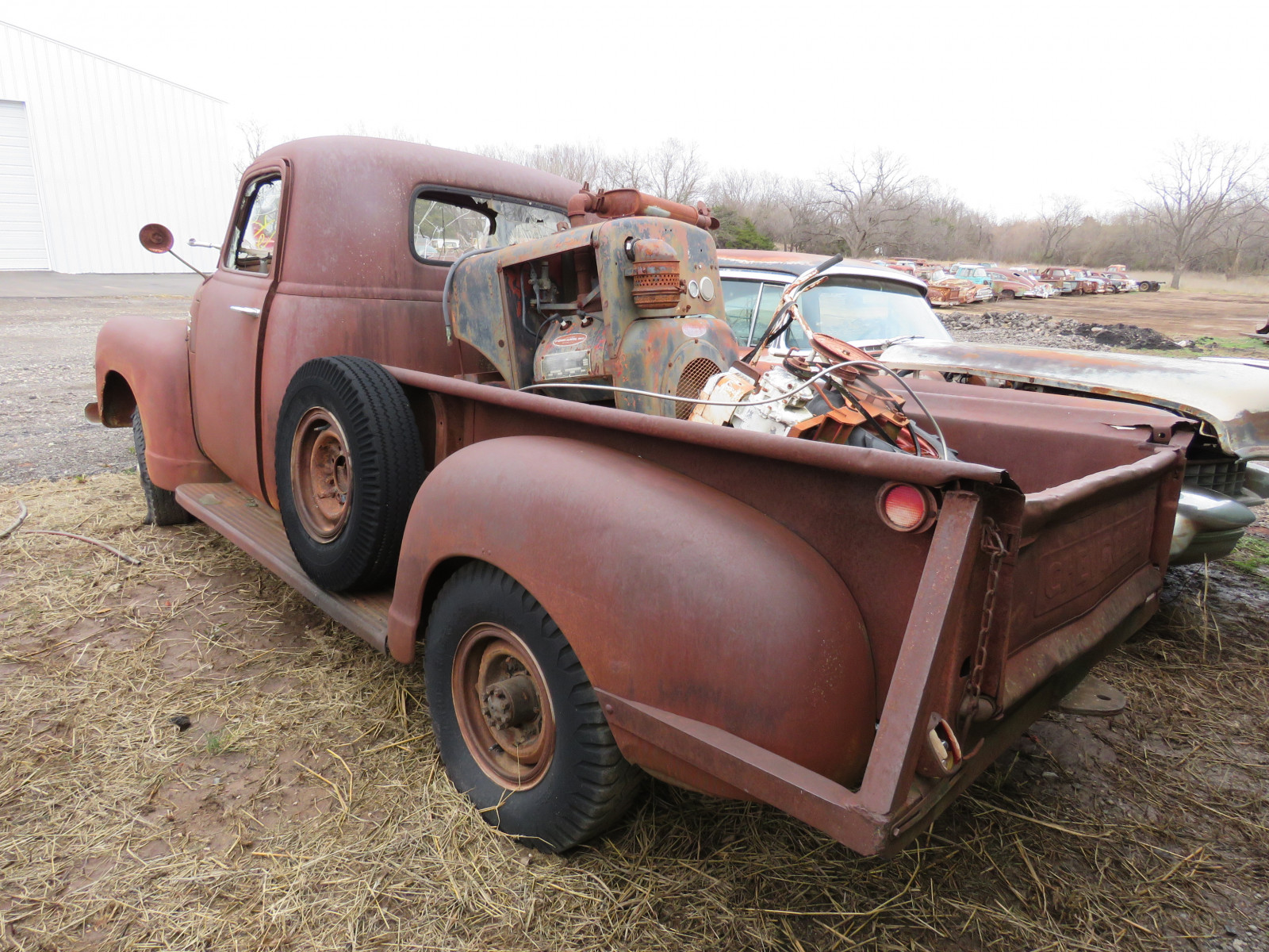 1949 Chevrolet 3600 Series Pickup 5GRA2194 - Image 4