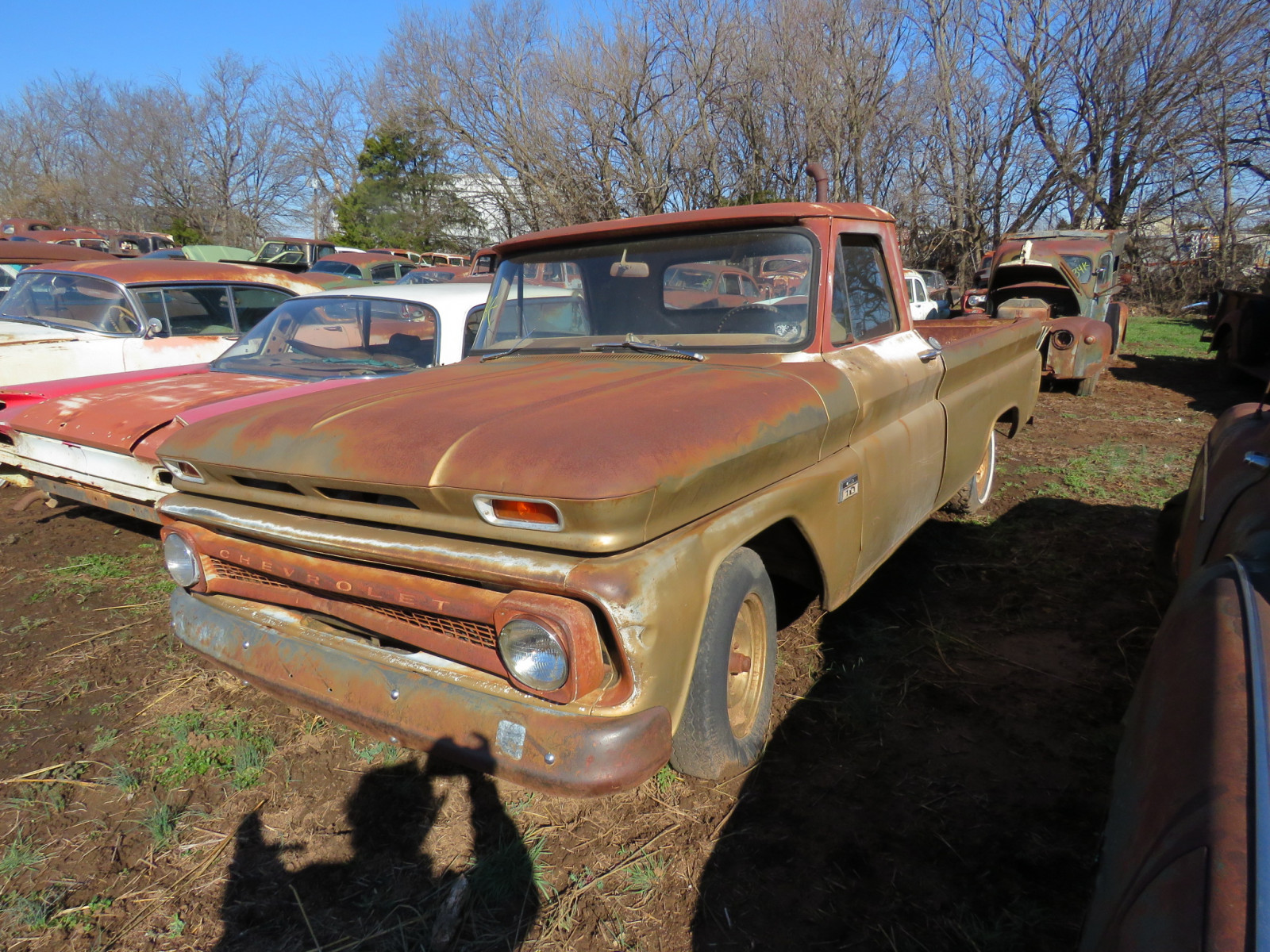 1966 Chevrolet Pickup - Image 2
