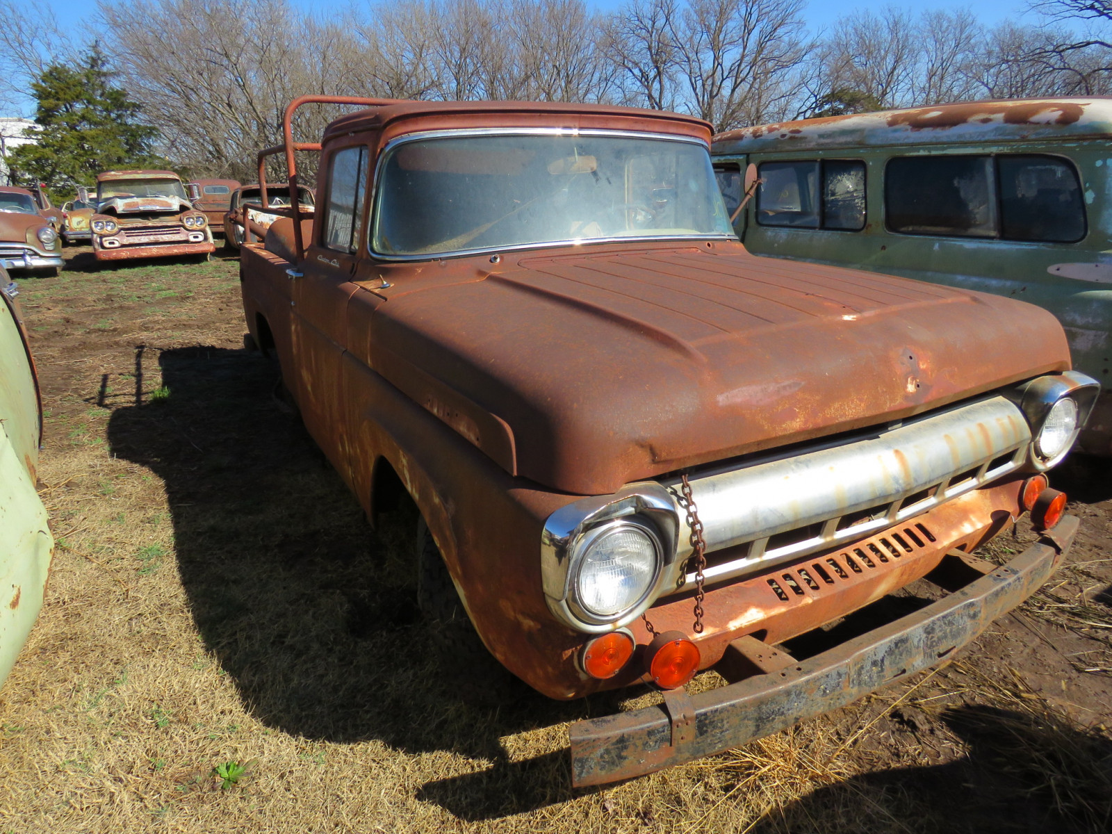 1957 Ford F100 Pickup - Image 2