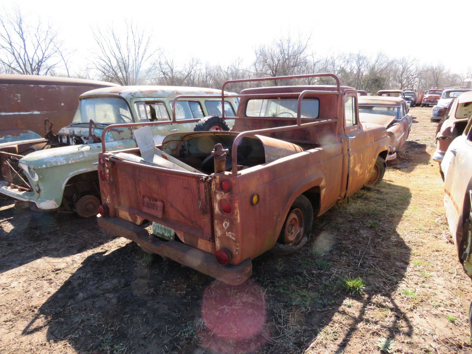 1957 Ford F100 Pickup - Image 3