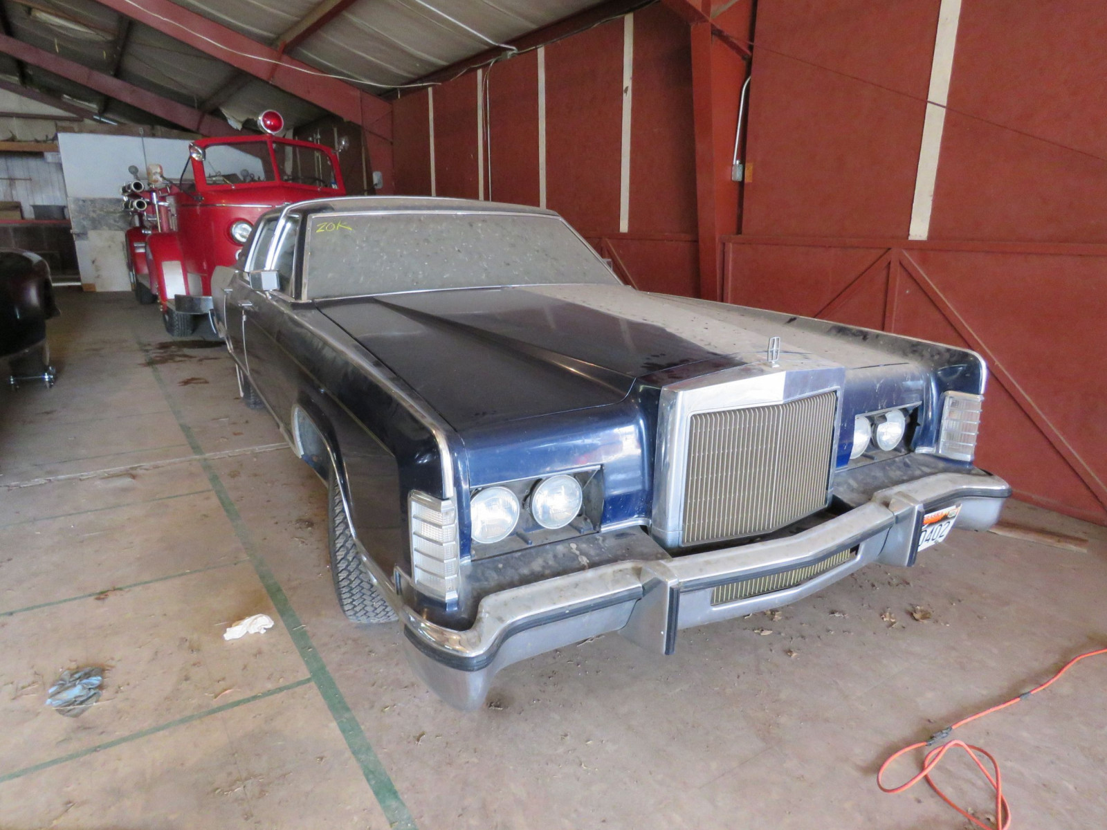 1979 lincoln continental Town Car 4dr Sedan - Image 1
