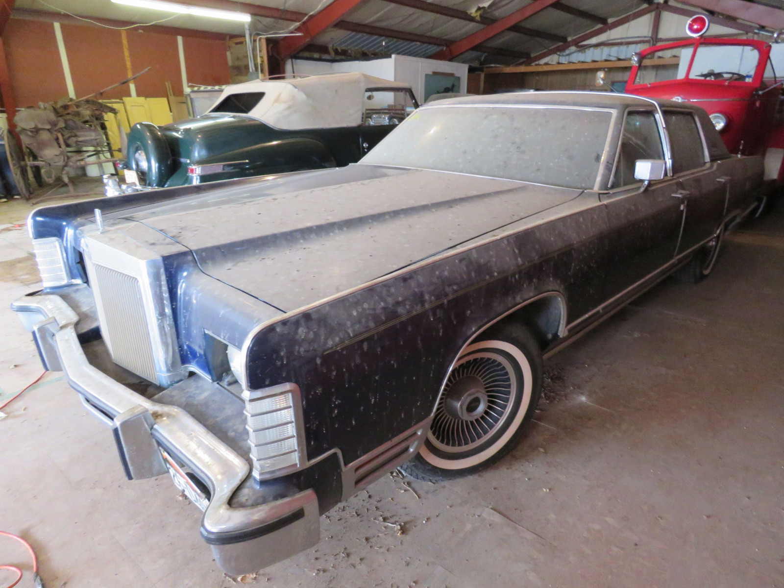 1979 lincoln continental Town Car 4dr Sedan - Image 3
