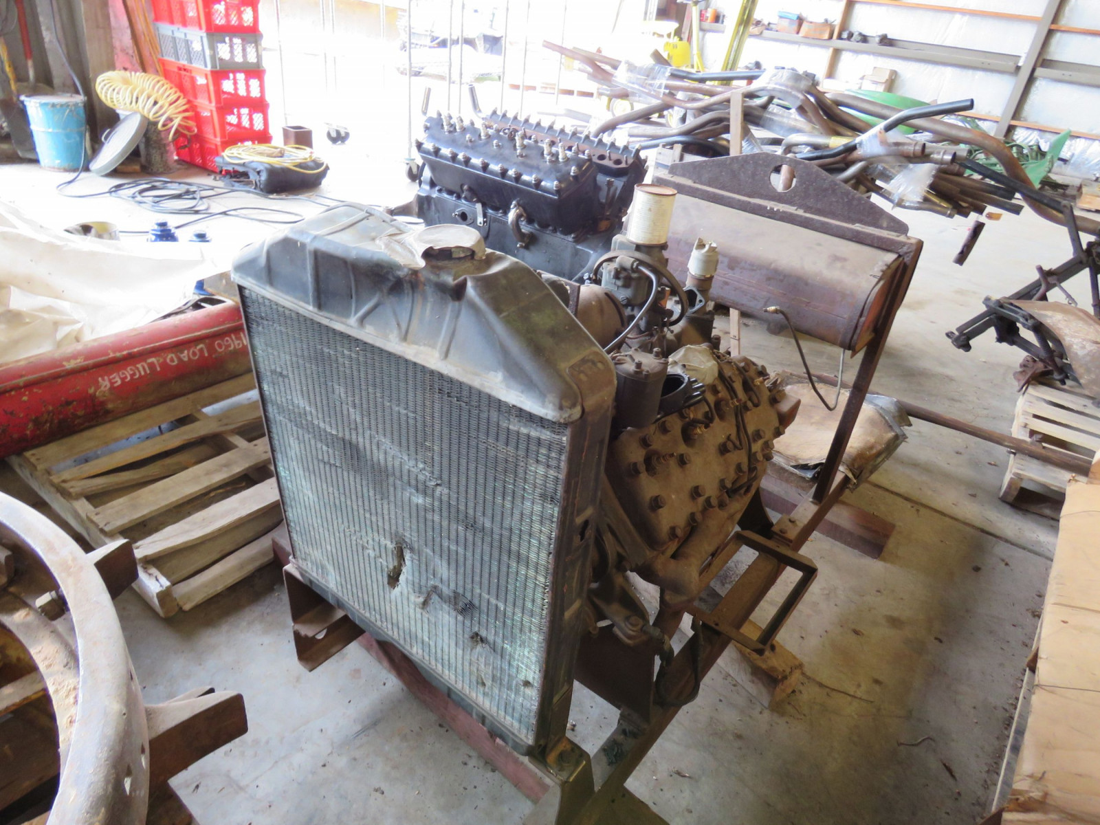 Ford Flathead V8 Power Unit - Image 1
